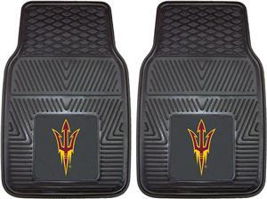 Arizona State University 2-Piece Vinyl Car Mats