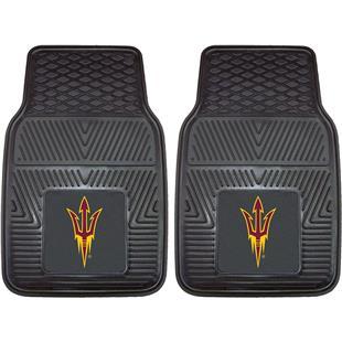 Fan Mats Arizona State University Car Mats (set)