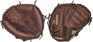 "Wilson A800 32"" Youth Catchers Baseball Mitt"