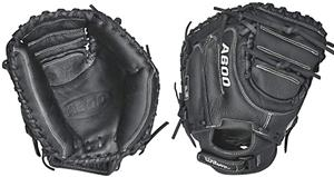 "Wilson A600 Catchers 32.5"" Baseball Mitt"