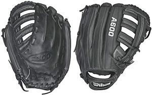 "Wilson A600 All Position 13"" Slowpitch Glove"