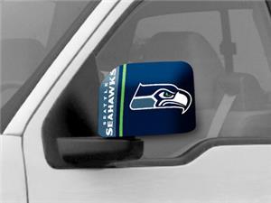 Fan Mats Seattle Seahawks Large Mirror Cover