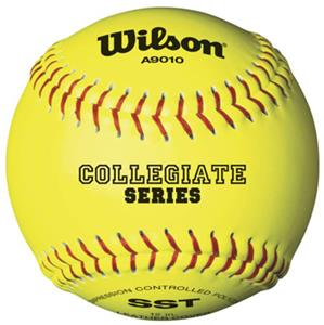 Wilson Collegiate Series A9010 Fastpitch Softballs