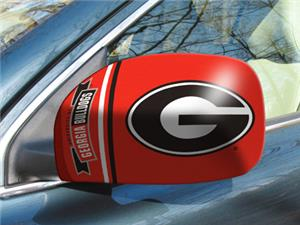 Fan Mats University of Georgia Small Mirror Covers