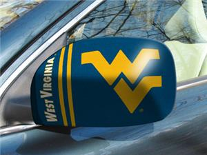Fan Mats West Virginia Univ. Small Mirror Cover