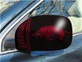 Fan Mats University of Arkansas Small Mirror Cover
