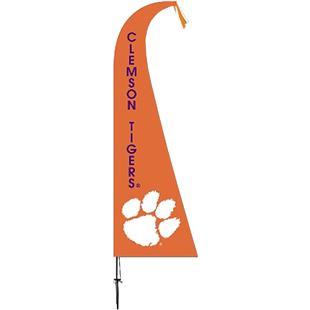 COLLEGIATE Clemson Tigers Feather Flag