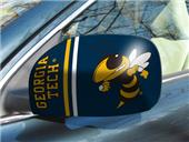 Fan Mats Georgia Tech Small Mirror Covers