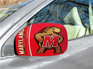 Fan Mats University of Maryland Small Mirror Cover
