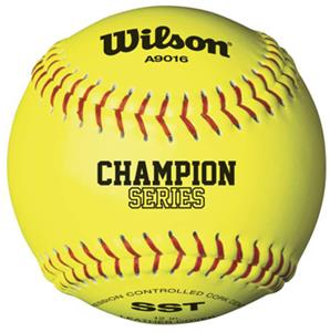 NFHS Cork Center Fastpitch Softballs (3 Dozen)
