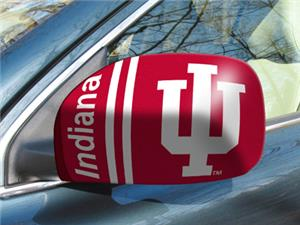 Fan Mats Indiana University Small Mirror Covers