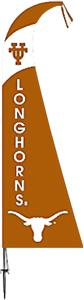 COLLEGIATE Texas Longhorns Feather Flag