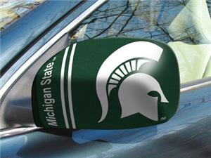 Fan Mats Michigan State Univ. Small Mirror Covers
