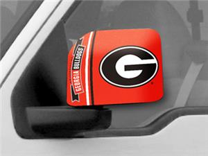 Fan Mats University of Georgia Large Mirror Covers