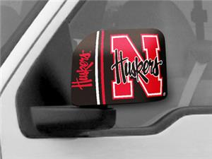 Fan Mats University of Nebraska Large Mirror Cover