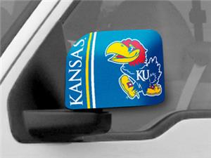 Fan Mats University of Kansas Large Mirror Covers