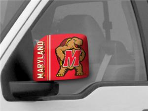Fan Mats University of Maryland Large Mirror Cover