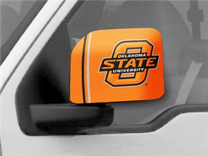 Fan Mats Oklahoma State Univ. Large Mirror Covers