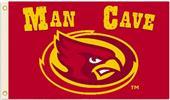 Collegiate Iowa State Man Cave 3' x 5' Flag