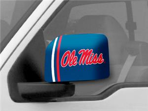 Fan Mats Univ. of Mississippi Large Mirror Covers