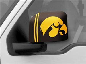 Fan Mats University of Iowa Large Mirror Covers
