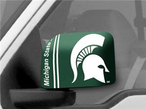 Fan Mats Michigan State Univ. Large Mirror Covers