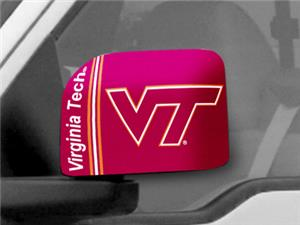 Fan Mats Virginia Tech Univ.  Large Mirror Covers