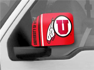 Fan Mats University of Utah Large Mirror Covers