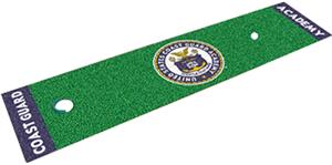 US Coast Guard Academy Putting Green Mat