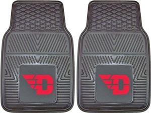 University of Dayton 2-Piece Vinyl Car Mats