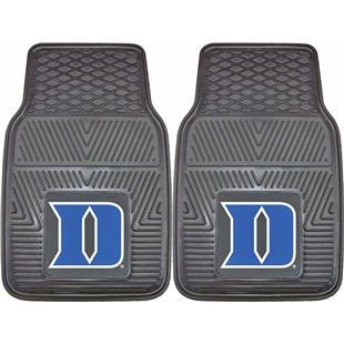 Fan Mats Duke University Vinyl Car Mats (set)