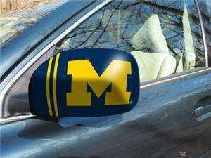 Fan Mats University of Michigan Small Mirror Cover