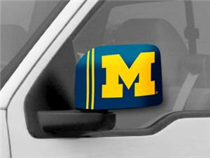 Fan Mats University of Michigan Large Mirror Cover