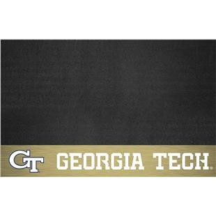 Fan Mats Georgia Tech University Grill Mats