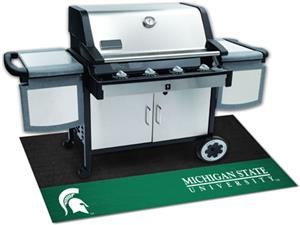 Fan Mats Michigan State University Grill Mats