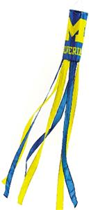 COLLEGIATE Michigan Windsock w/Streamers