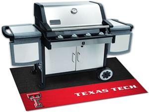 Fan Mats Texas Tech University Grill Mats