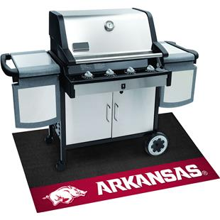 Fan Mats University of Arkansas Grill Mats