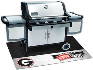 Fan Mats University of Georgia Grill Mats