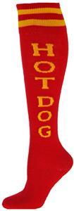 Nouvella Hot Dog Urban Socks - Closeout