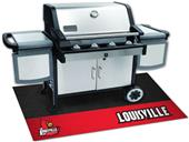 Fan Mats University of Louisville Grill Mats