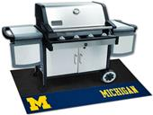 Fan Mats University of Michigan Grill Mats