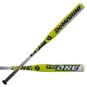DeMarini The One Senior SSUSA Slowpitch Bat