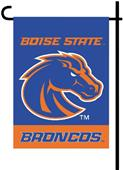 "COLLEGIATE Boise State 2-Sided 13""x18"" Garden Flag"