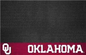 Fan Mats University of Oklahoma Grill Mats