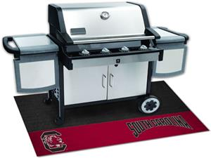 Fan Mats University of South Carolina Grill Mats