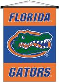 COLLEGIATE Florida Gators Indoor Banner Scroll