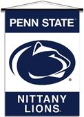 COLLEGIATE Penn State Indoor Banner Scroll