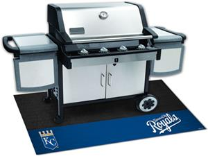 Fan Mats MLB Kansas City Royals Grill Mats