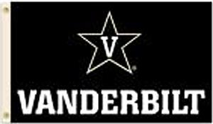COLLEGIATE Vanderbilt Commodores 3' x 5' Flag